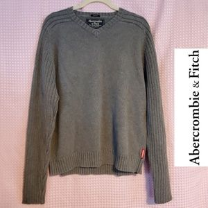 Abercrombie & Fitch men's pullover sweater XL